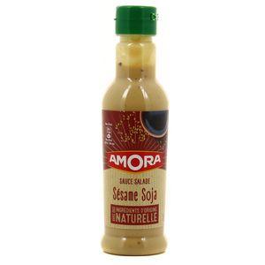 Amora Sauce Salade Sésame Soja