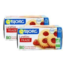 Bjorg Lunettes à la fraise Bio