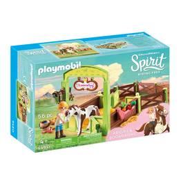 PLAYMOBIL® Spirit Abigaëlle et Boomerang avec box