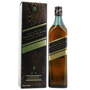 Johnnie Walker Double Black Blended Scotch Deluxe 12 ans 40%