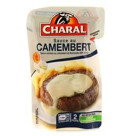 Sauce Camembert,CHARAL,120g