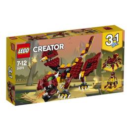 LEGO® Creator 31073- Les créatures mythiques