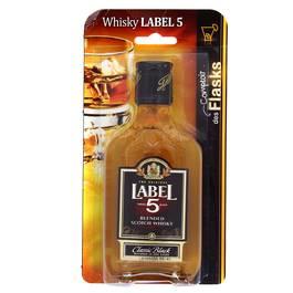 Scotch Whisky Label 5