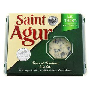 Saint Agur Fromage à pâte persillée