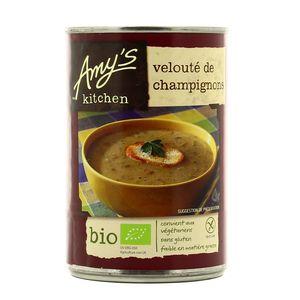 Amy's Kitchen Velouté de Champignons bio et sans gluten