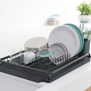 Brabantia Egouttoir à vaisselle Dark Grey
