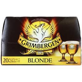 Grimbergen Bière blonde d'Abbaye 6.7°