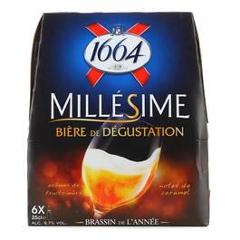 1664 Millésime Bière blonde 6.7°