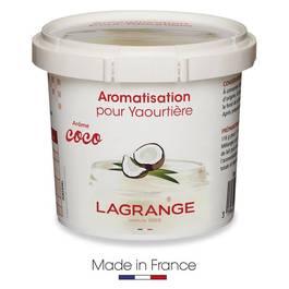 Arômes coco pour yaourtière,LAGRANGE,