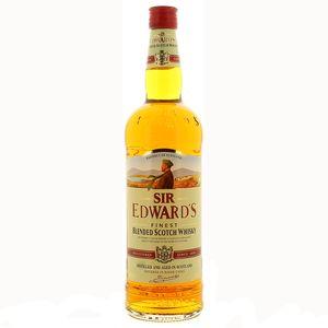 Sir Edward's Blended scotch whisky