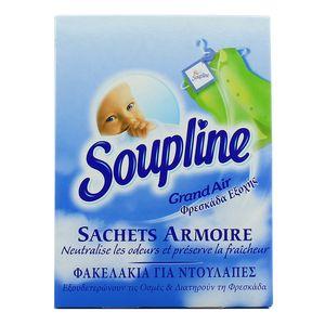 Soupline Sachets armoire grand air
