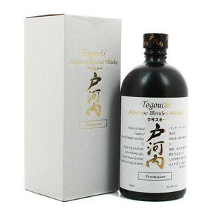 Togouchi Blended scotch whisky 40°