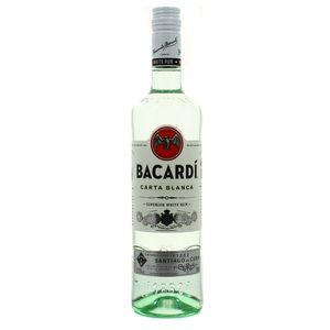 Bacardi Rhum Carta Blanca 37,5°