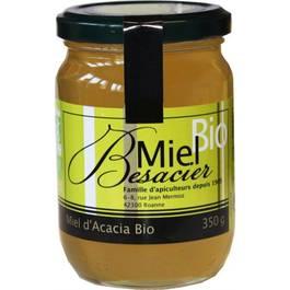 Miel Besacier Miel d'acacia biologique