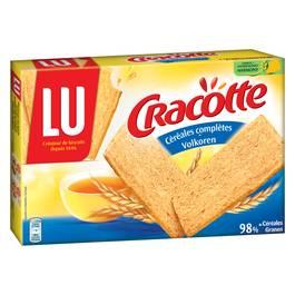 Lu Cracotte Céréales complètes
