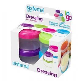 Sistema Bocal à sauce Dressing To Go