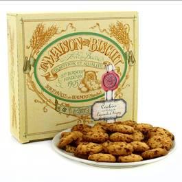 La Maison Du Biscuit Cookies aux 18% d'éclat de caramel d'Isigny