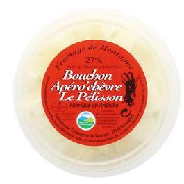 Le Pélisson Bouchon Apéro'Chèvre mat.gr 27%