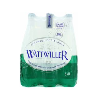 Wattwiller Eau gazeuse finement Pétillante