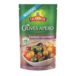 Tramier Olives apéro cocktail gourmand