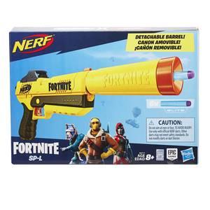 Nerf Pistolet fléchettes Fortnite SP L