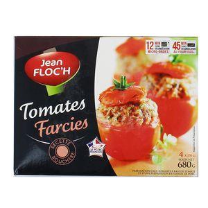 Jean Floc'h 4 Tomates farcies 100% viande de porc