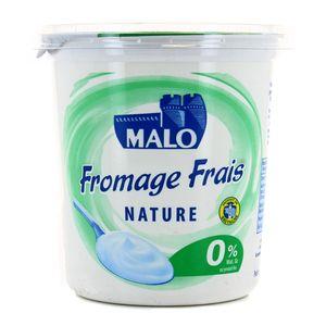 Malo Fromage Frais 0 % de Matière Grasse