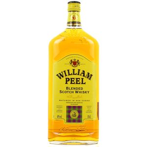 William Peel Scotch whisky 40°