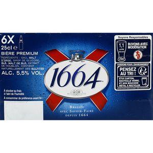 1664 Bière blonde 5.5°