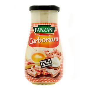 Panzani Sauce carbonara