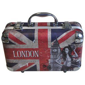 Gloss malette de maquillage fashion week london 62 - Malette rangement vernis a ongles ...