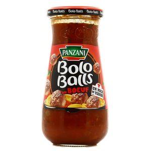 Panzani Sauce Bolo Balls