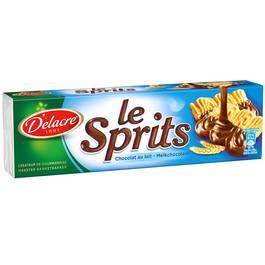 Delacre Sprits chocolat au lait