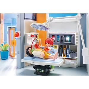PLAYMOBIL® City Life Hôpital aménagé