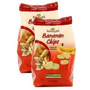 Alnatura Chips de banane bio