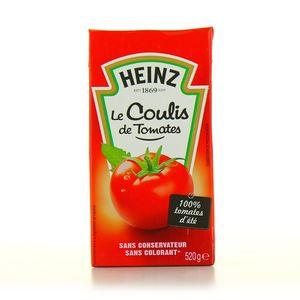 Heinz Coulis de tomate