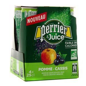 Perrier Juice Pomme & Cassis