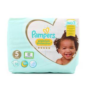 Pampers Premium Couches T5 11/16kg