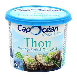 Cap Ocean Thon Fromage Frais et Ciboulette