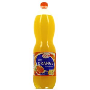 Cora Soda orange