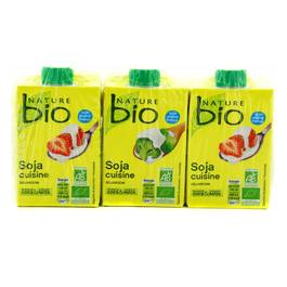 Nature Bio Soja Cuisine, Bio