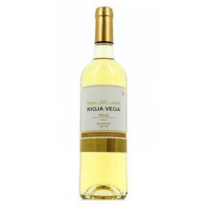 Espagne Rioja Véga blanc