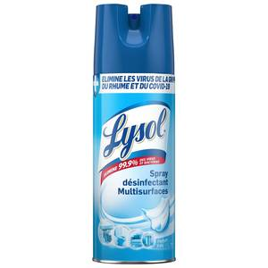 Lysol Spray désinfectant multiusages