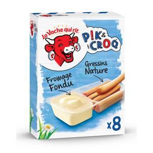 La vache qui rit Pik et Croq