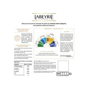 Labeyrie Saumon fumé L'Ecosse 75g
