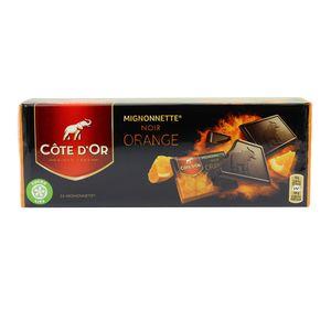 Côte d'Or Chocolat mignonnette noir orange