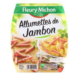 Fleury Michon Allumettes de Jambon Cuit