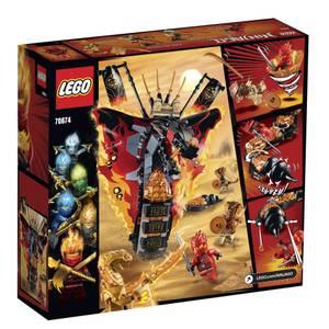 LEGO® Ninjago 70674- Croc Feu