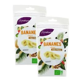 Pronatura Bananes chips bio