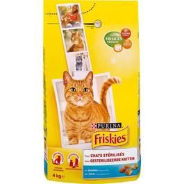 Friskies Croquettes pour chat adulte Stérilisé